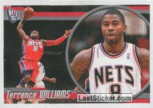 Terrence Williams (New Jersey Nets)