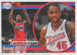 Rasual Butler (Los Angeles Clippers)