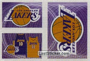 Team kit (Los Angeles Lakers)