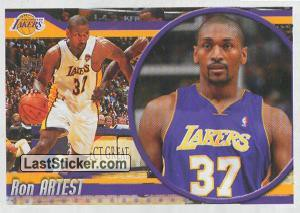 Ron Artest (Los Angeles Lakers)