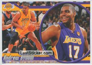 Andrew Bynum (Los Angeles Lakers)