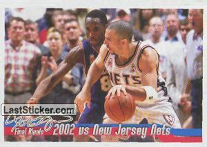 2002 vs New Jersey (Kobe`s Final Rivals)