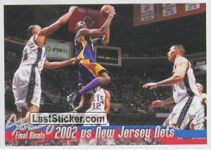 2002 vs New Jersey (Kobe's Final Rivals)