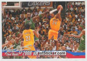 2008 vs Boston (Kobe's Final Rivals)