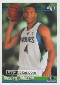 Wesley Johnson (Rookies)