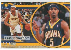 T.J.Ford (Indiana Pacers)
