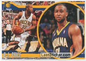 A.J.Price (Indiana Pacers)