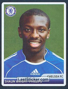 Shaun Wright-Phillips (Chelsea (England))