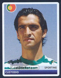Custodio (Custodio Muguel Dias Castro) (Sporting (Portugal))
