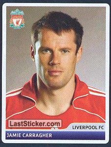 Jamie Carragher (Liverpool (England))