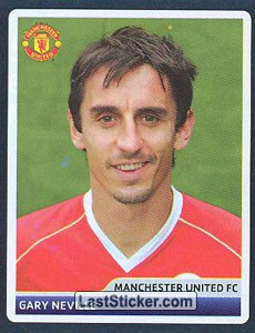 Gary Neville (Manchester united (England))