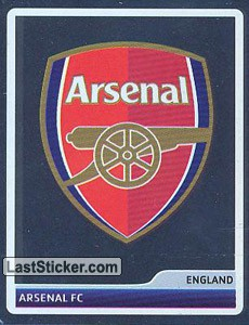 Arsenal football club emblem (Arsenal (England))