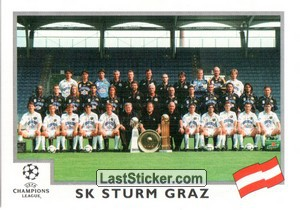 sturm graz champions league