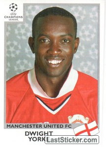 Dwight Yorke (Manchester United FC)