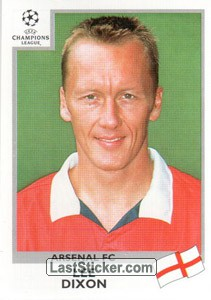 Lee Dixon (Arsenal FC)