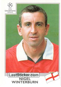 Nigel Winterburn (Arsenal FC)