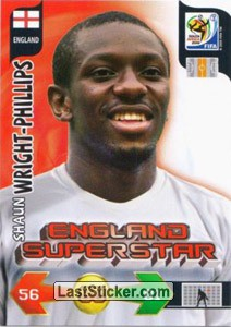 Shaun Wright-Phillips (England)