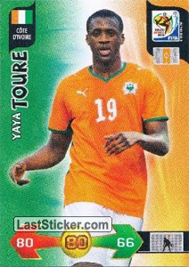 Yaya Toure (Ivory Coast)