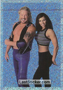 Kimberly and DDP (Wrestlers)