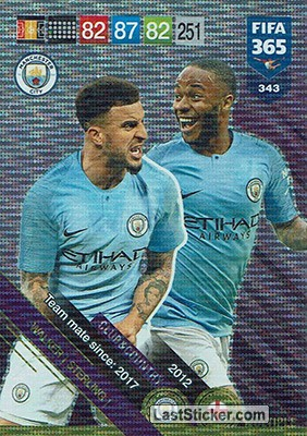 Kyle Walker / Raheem Sterling (Manchester City FC)
