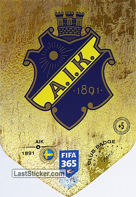 Club Badge (AIK)