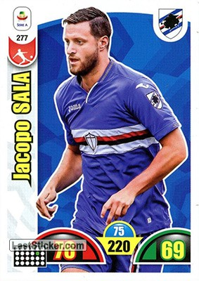 Jacopo Sala (Sampdoria)