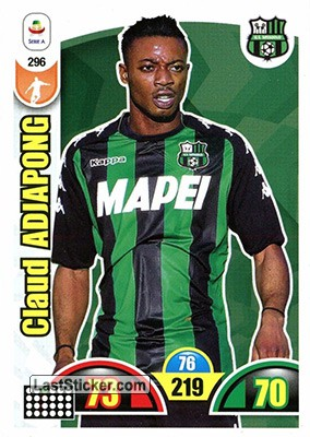 Claud Adjapong (Sassuolo)