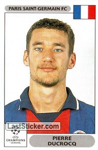 Pierre Ducrocq (Paris Saint-Germain FC)