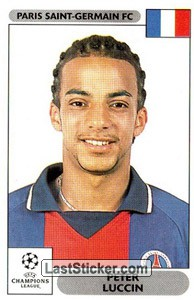 Peter Luccin (Paris Saint-Germain FC)