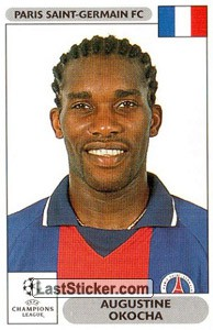 Augustine Okocha (Paris Saint-Germain FC)