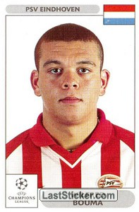 Wilfred Bouma (PSV Eindhoven)
