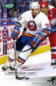 Benoit Hogue (New York Islanders)