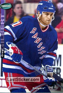 Greg Gilbert (New York Rangers)