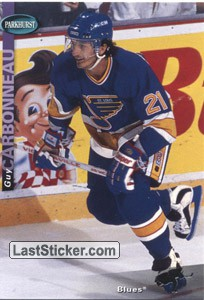 Guy Carbonneau (St.Louis Blues)