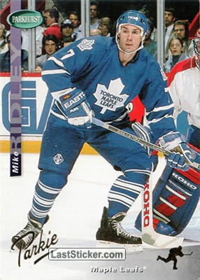 Mike Ridley (Toronto Maple Leafs)