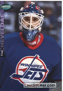 Tim Cheveldae (Winnipeg Jets)