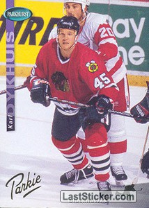 Karl Dykhuis (Chicago Blackhawks)