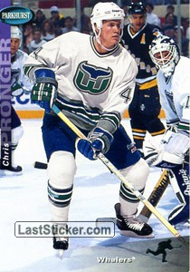 Chris Pronger (Hartford Whalers)