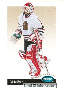 Ed Belfour (Chicago Blackhawks)