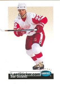 Dino Ciccarelli (Detroit Red Wings)