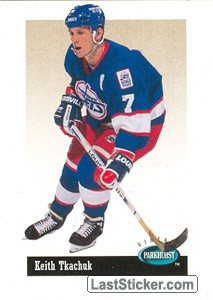 Keith Tkachuk (Winnipeg Jets)