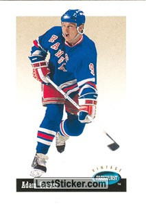 Adam Graves (New York Rangers)
