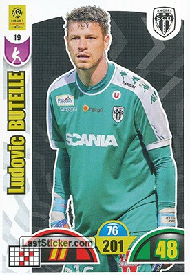 Ludovic Butelle (Angers SCO)