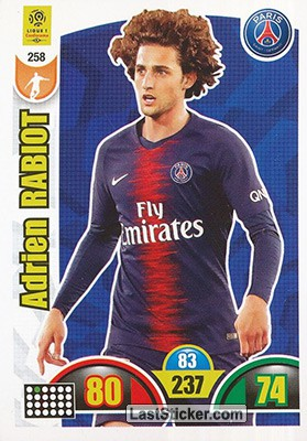 Adrien Rabiot (Paris Saint-Germain)