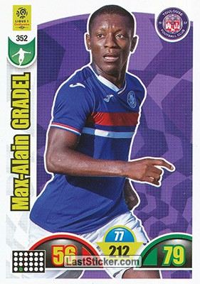 Max-Alain Gradel (Toulouse FC)