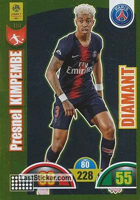 Presnel Kimpembe (Paris Saint-Germain)