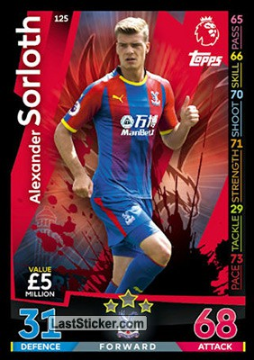 Alexander Sorloth (Crystal Palace)