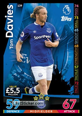 Tom Davies (Everton)