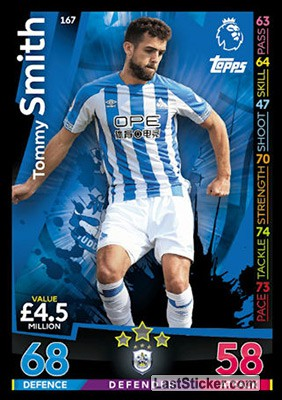 Tommy Smith (Huddersfield Town)