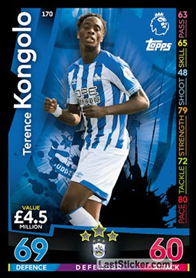 Terence Kongolo (Huddersfield Town)